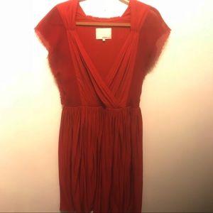 PHILLIP Lim 3.1 Red dress.